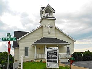 Swatara Township, Dauphin County, Pennsylvania - Bressler Bible Church