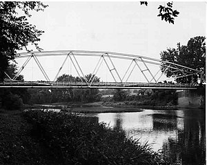 National Register of Historic Places listings in Lycoming County, Pennsylvania - Image: Bridge in Porter Township, Lycoming County