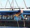 Bridge repairs - geograph.org.uk - 777182.jpg
