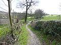 Bridleway, Hopton, Mirfield - geograph.org.uk - 759753.jpg