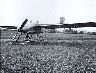 Bristol Coanda Monoplanes - Image: Bristol Coanda