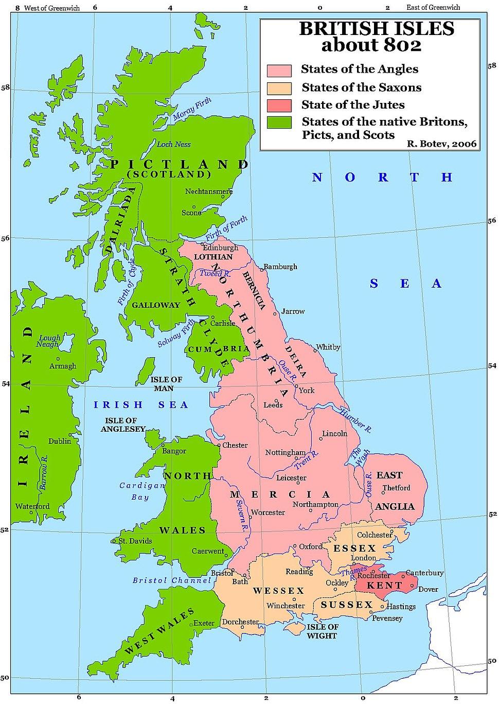 Britain 802