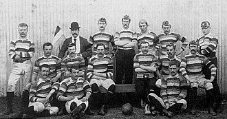 1888 British Lions tour to New Zealand and Australia - The British Isles touring squad