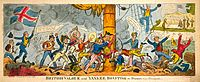 British valour and Yankee boasting or, Shannon versus Chesapeake by George Cruikshank.jpg
