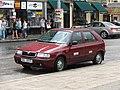 Brno, Mendlovo náměstí, Škoda Felicia č. 6145 (02).jpg