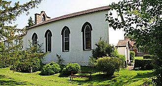 Brockweir - Brockweir Moravian Church