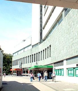 Bromley Borough Libraries Service