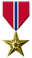 Bronze Star medal