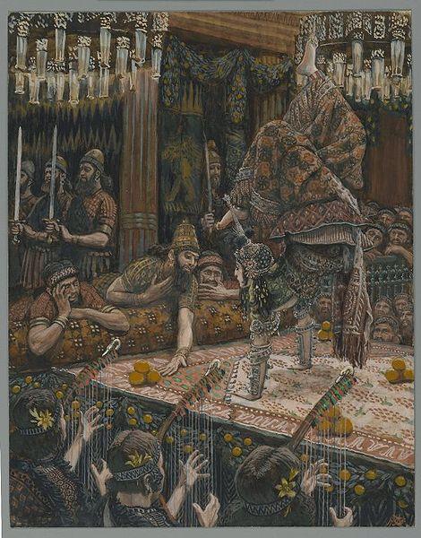 File:Brooklyn Museum - The Daughter of Herodias Dancing (Hérodiade dansant) - James Tissot - overall.jpg