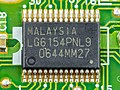 Brother DCP-115C - LG6154PNL9 on controller for keyboard and LCD module-2744.jpg