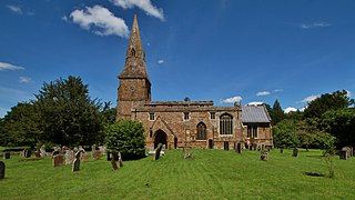 Broughton, Oxfordshire village and civil parish in Cherwell district, Oxfordshire, England