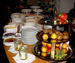 tables du bistrot