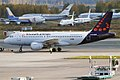 Brussels Airlines, OO-SSG, Airbus A319-112 (37008677663).jpg