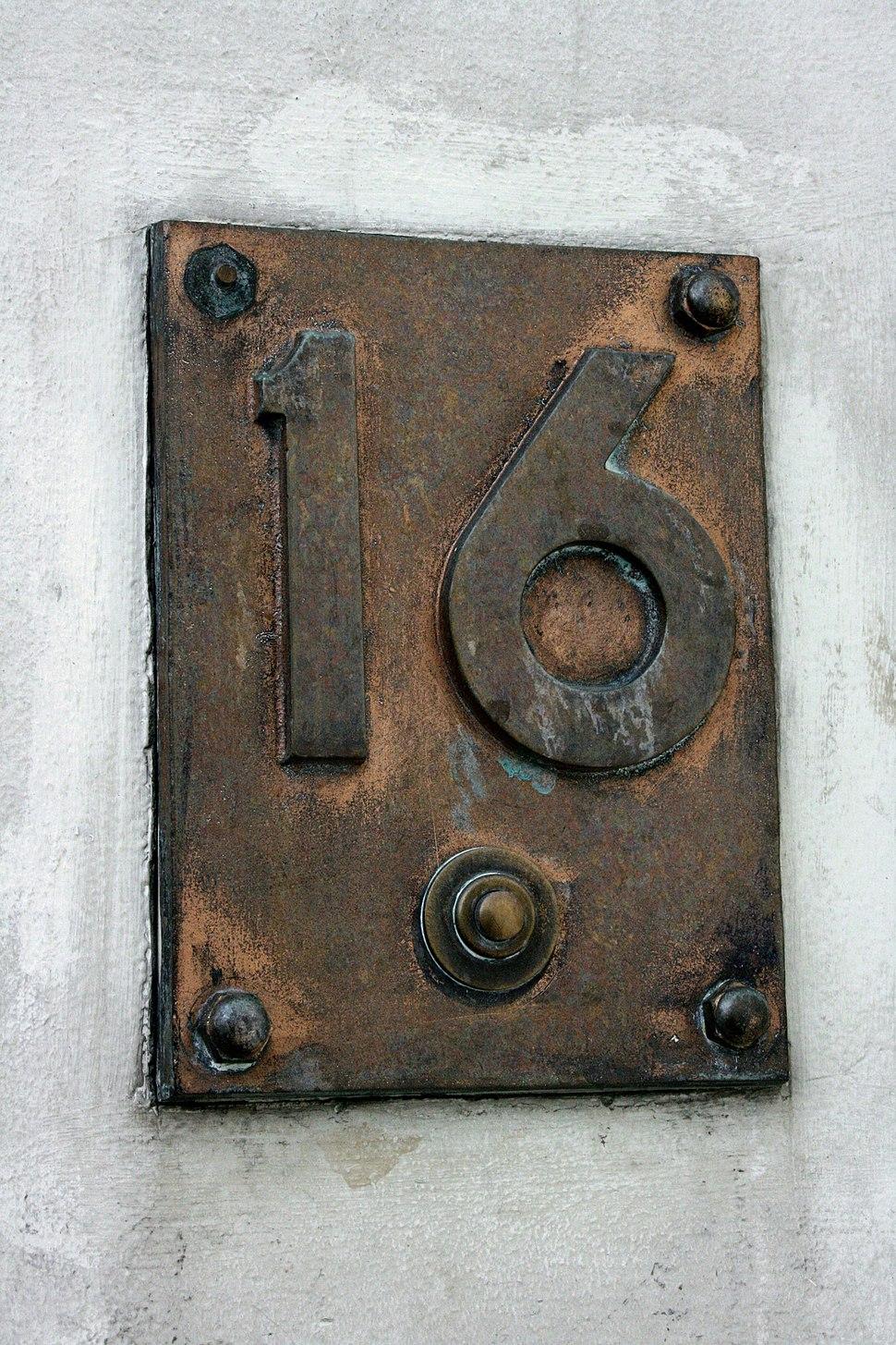 Bruxelles 16 rue de la Loi 901
