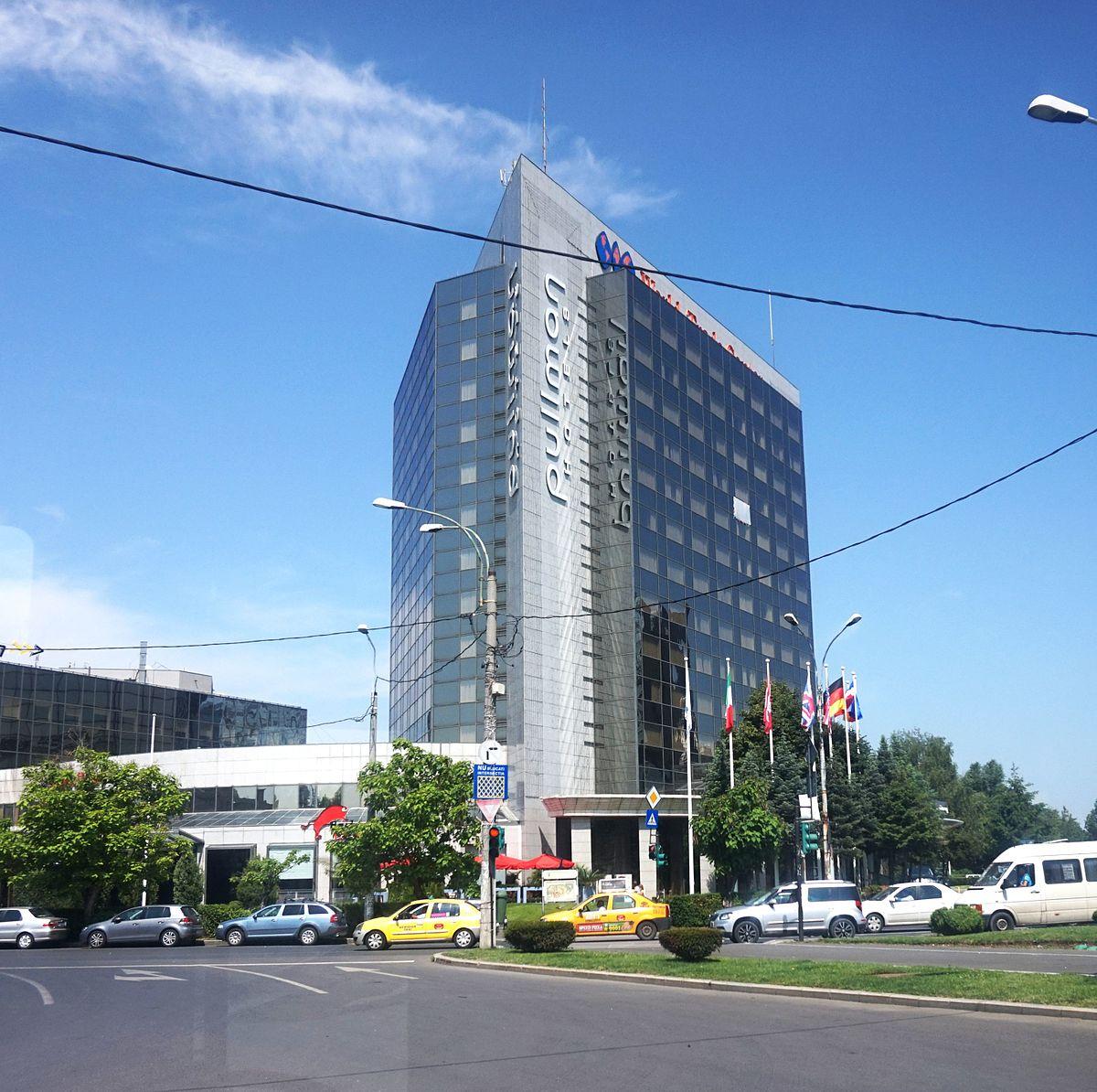 Hotel Pullman Bucharest World Trade Center Wikipedia