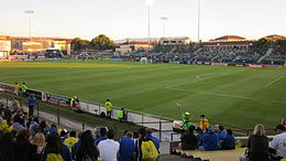 Buck Shaw Stadium field 12.JPG