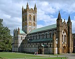 Buckfast Abbey, Buckfastleigh, Devon 8.JPG