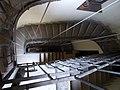 Budapesti Központi Általános Tejcsarnok volt Berlini téri épülete. Lépcsőház. - Budapest, Nyugati tér 9.JPG