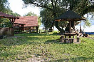 Budišić Village in Serbia