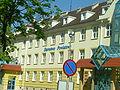 Budynek koszar przekształcony w starostwo powiatowe w Gorzowie Wlkp..jpg