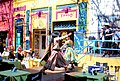 Buenos Aires - Espectáculo folclórico en una calle del barrio de La Boca - panoramio.jpg