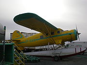 Buffalo Airways Norseman FSAN