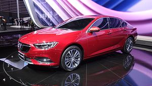 Buick Regal - Image: Buick Regal (Opel Insignia)