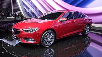 Buick Regal - Image: Buick Regal (Opel Insignia)