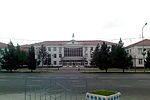 Building of the South Kazakhstan region's Administration (Shymkent).jpg