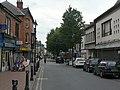 Bulwell Main Street, looking south - geograph.org.uk - 1465747.jpg