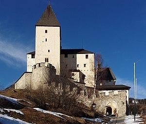 Burg Mauterndorf (Südseite)