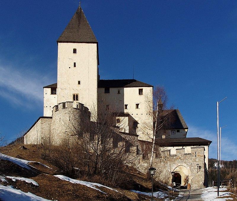 Mauterndorf - Zamek