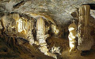 Tropfsteinhöhlen bei der slowenischen Stadt Postojna