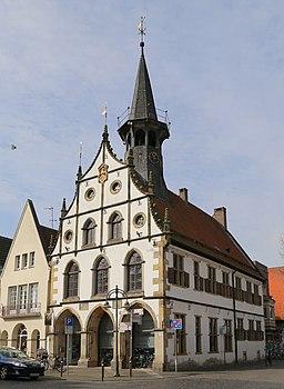 Burgsteinfurt Altes Rathaus 01