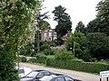 Bursledon station car park and Station Hill - geograph.org.uk - 238574.jpg