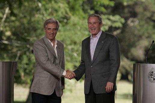 Bush vazquez