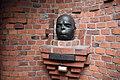 Bust of Ludwig Roselius in backyard of Paula Modersohn-Becker Museum.jpg