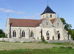Buxeuil église.JPG