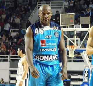 Byron Wilson (basketball) American basketball player