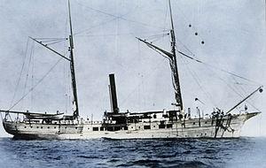 USC&GS George S. Blake - Image: C&GS steamer Blake 1874 1905