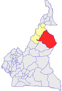 Mayo-Rey Department in North Province, Cameroon