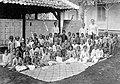 COLLECTIE TROPENMUSEUM Fröbelschool en naaischool van het Nederlandsch Zendings Genootschap op Pangharepan TMnr 10002268.jpg