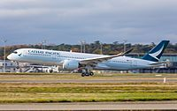 B-LRG - A359 - Cathay Pacific