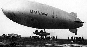 C-class blimp - NAVY C-7
