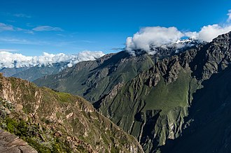 Arequipa Region - The Colca Canyon in the Arequipa Region