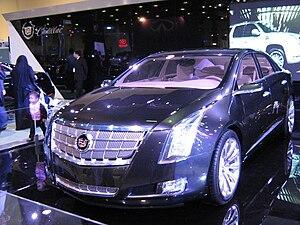 Cadillac XTS - Cadillac XTS Platinum concept