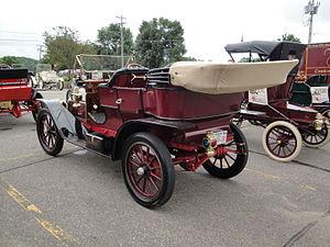 Cadillac Model Thirty - Image: Cadillac Model 30 Touring 1908 (6036584379)