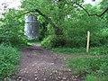 Caerphilly Tunnel Air Shaft No.4. - geograph.org.uk - 457520.jpg