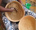 Calabash bowls - 5 hand processing millet flour.jpg