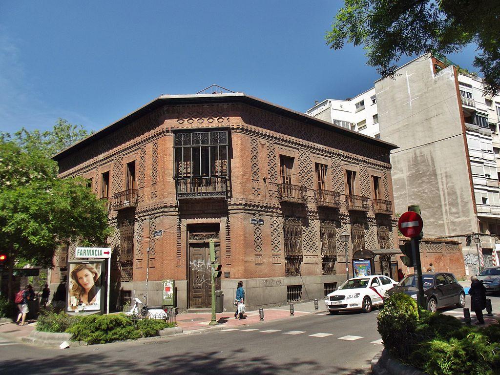Archivo calle de eloy gonzalo n 5 madrid jpg wikipedia - H m calle orense madrid ...